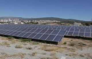 Bornova'da Temiz Enerji İle Tasarruf