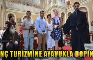 Ortodoks Turistlerin Uğrak Mekanı!