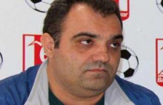 Balıkesirspor'da Aktürk'le Mengüç Kapıştı