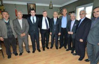 MHP Ve AK Parti'ye Ziyaret