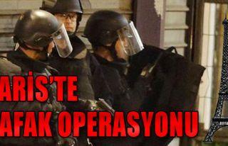 Fransa'da Çatışma Çıktı