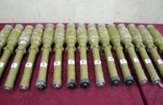 Pkk'ya Götürülen Silah Ve Mühimmatlar Ele Geçirildi