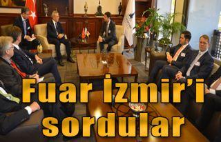 Fuar İzmir'i Sordular