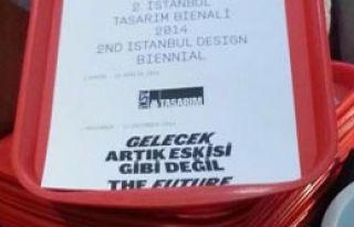 2. İstanbul Tasarım Bienali 100 Bin Kişiye Ulaştı