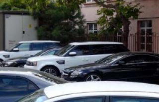 Çanakkale'de Lüks Otomobil Operasyonu