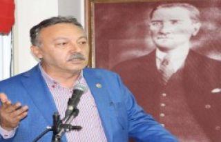 CHP'li Bayır'dan İktidara Eleştiri