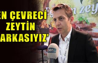 Fora Zeytin, Ürünlerini Sergiledi