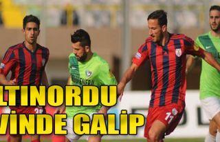 Altınordu:2-Denizlispor:0