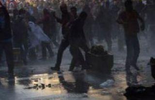 Muş'ta Kobani Protestosu: 1 Ölü