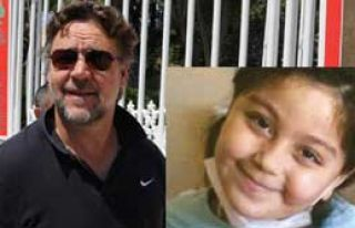 Russell Crowe'dan Melis'e Yardım