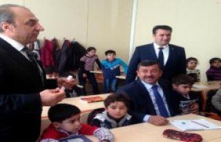 Darıca'da Suriyeli Çocuklara Özel Okul