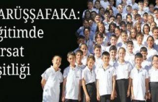 Darüşşafaka'dan Soma Yetimlerine Fırsat Eşitliği