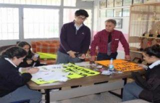 Datça'daki Duraklar Kütüphane Oluyor