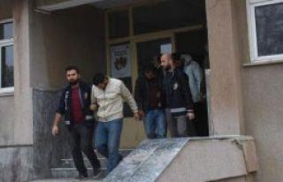Silahlı Çatışmaya 6 Tutuklama
