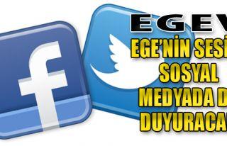 EGEV, Ege'nin Sesini Sosyal Medyada da Duyuracak