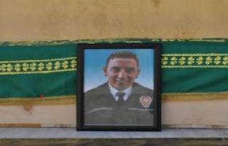 Polis Memuru Manisa'da Defnedildi