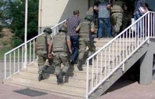 Diyarbakır'da Karayolları Olaylarına 6 Gözaltı