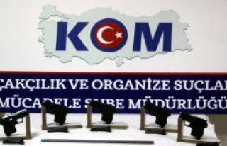 Diyarbakır'da Suç Örgütüne Operasyon