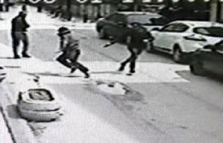 Düzce'de Otoparkta Silahlı Kavga: 2 Yaralı