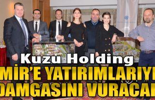 İzmir'e Yatırımlarıyla Damgasını Vuracak