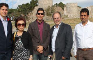 İzmir'in Dönüşümüne ABD İlgisi