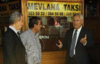 Anık'tan Taksi Durağı Uyarısı