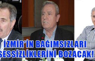 İzmir'in Bağımsızlarından Basın Toplantısı!