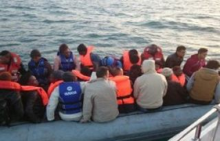Ege'de 4 Günde 333 Kaçak Yakalandı