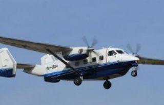 Endonezya'da Uçak Düştü 12 Kişi Hayatını Kaybetti