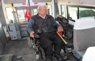 Engelli Seçmene Taşıma Hizmeti