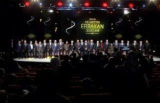 Erbakan Ödülleri Sahiplerini Buldu