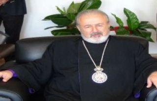 Ermeni Patriği Ateşyan Silvan'da