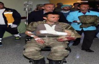 Erzurum'un Şenkaya'da Pkk İle Çatışma: 2 Asker...