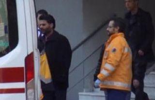 Bir Emniyet Müdürü Hastaneye Kaldırıldı