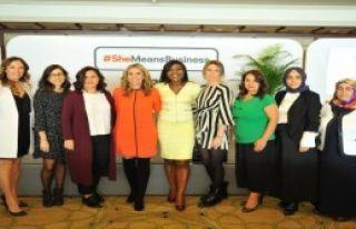 'Kadın Güçlenirse Ekonomide Güçlenir'