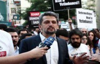 'Kamp Armen' İçin Yürüdüler...