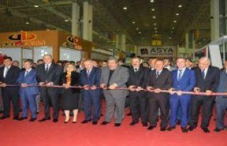 Gaziantep'te Ayakkabı Fuarı Açıldı