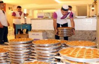 Gaziantep'ten Dünyaya Tonlarca Baklava