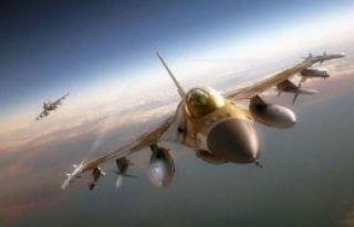 Genelkurmay: 'Yunan Uçakları Taciz Etti'