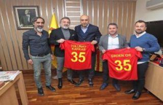 Göztepe'de Bir Tek Segbefia Kaldı