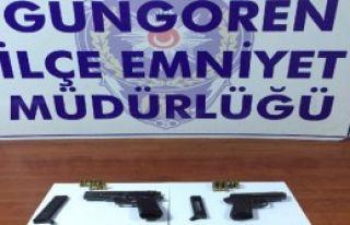 Güngören'de Suç Örgütü Operasyonu