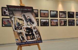 Haber Kameramanlarının Fotoğraf Sergisi