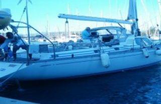 İkinci Dünya Turunu Teos Marina'da Tamamladı