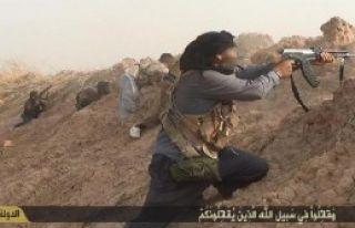 Irak'ta IŞİD İle Çatışmalar Devam Ediyor