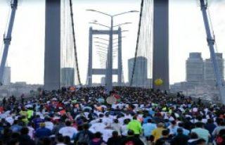 4 Bin 500 Çipli Sporcu Koşacak