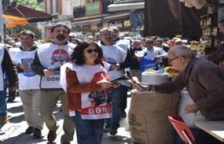 İzmirlilere 1 Mayıs Daveti