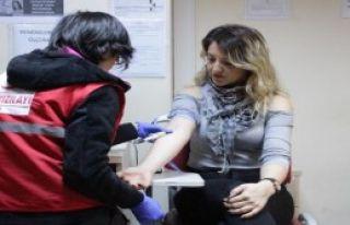 Kanser Hastaları İçin Bağışta Bulundu