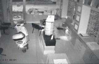 Karakola 200 Metre Mesafede Hırsızlık