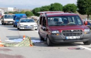 Kastamonu'da Kazai: 1 Ölü, 4 Yaralı
