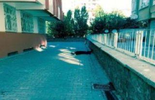 Kayseri'de 6 Kattan Düşünce Öldü